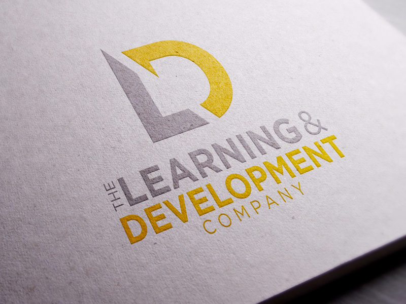 The Learning and Development Company - Branding & Logo Design