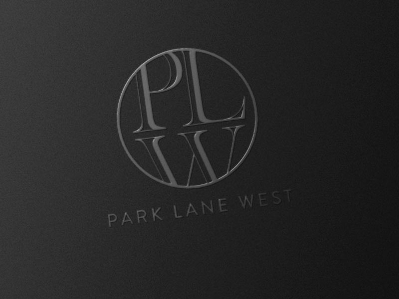 Park Lane West - Branding & Logo Design