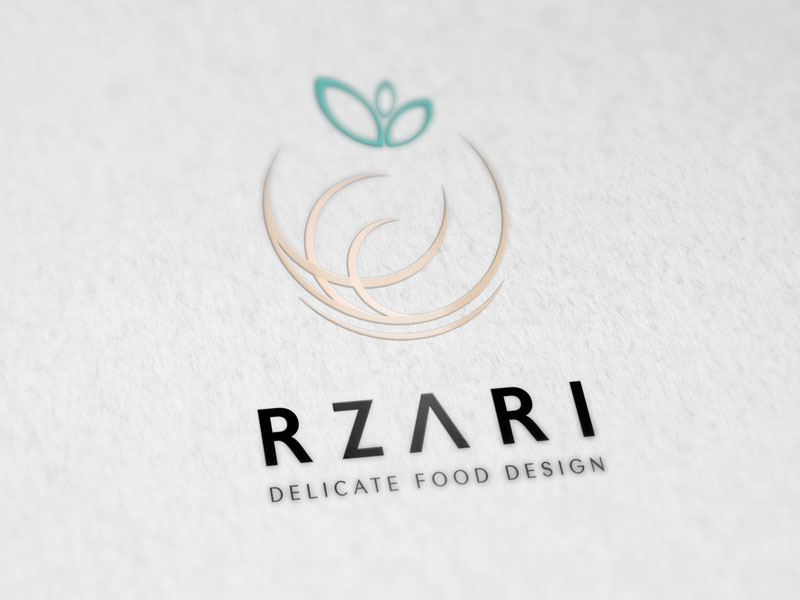 Rzari delicate food design