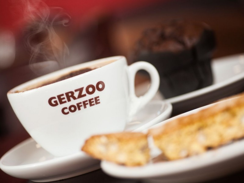 Gerzoo Coffee - Lifestyle and Product Photography