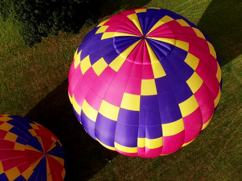 Airworks Hot Air Balloons - Elevating brands worldwide