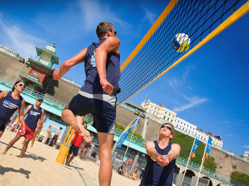 Yellowave - Beach Sports - Brighton Community