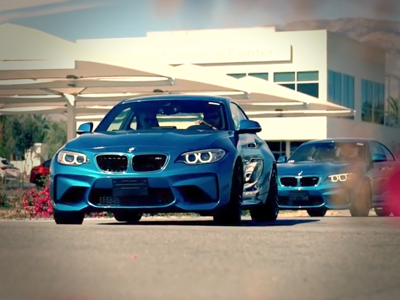 BMW Performance Center - Ultimate Driving Machine® - Promotional Video