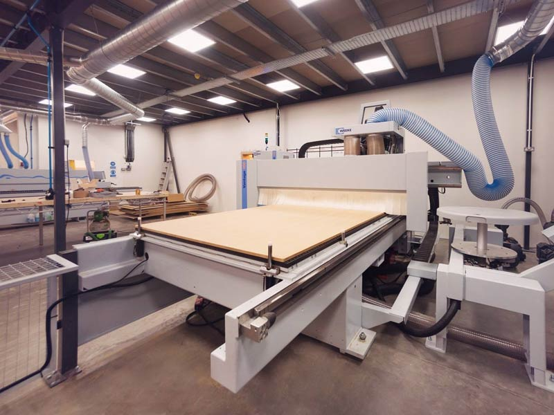CNC Production - Rapid Cutting & Design