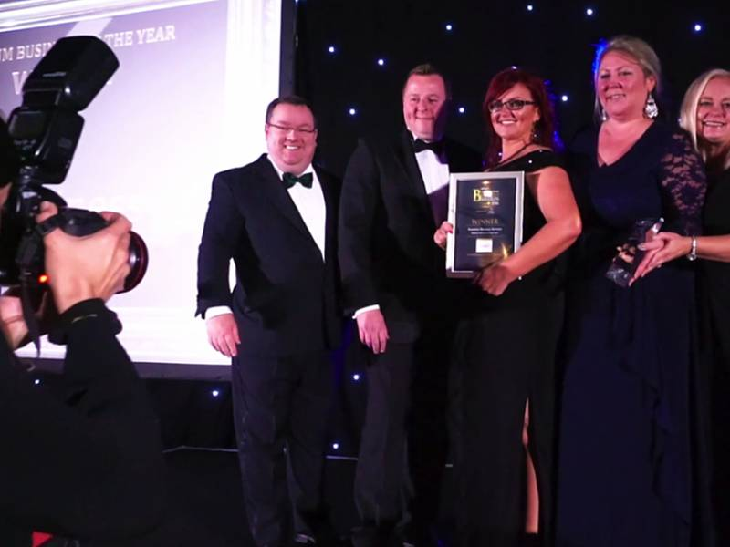 Archant - Thames Valley Business Awards - Event Coverage
