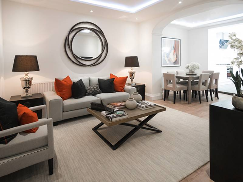 Park Lane West - Luxury Property - London