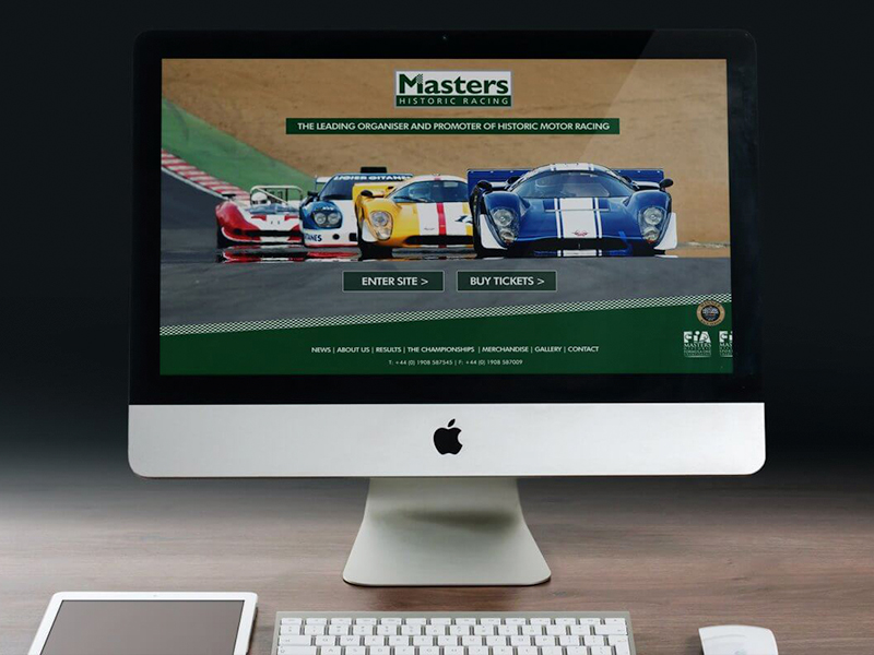 Masters Historic Racing - The Forefront of Historic Motorsport